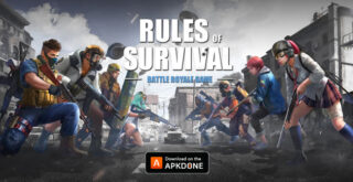 Rules of Survival MOD APK + OBB file v1.610352.493238 Download